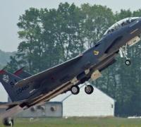 F-15E Takeoff