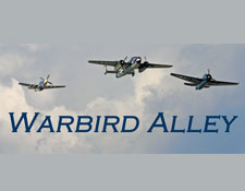 Warbird Alley - Privately-owned ex-military aircraft