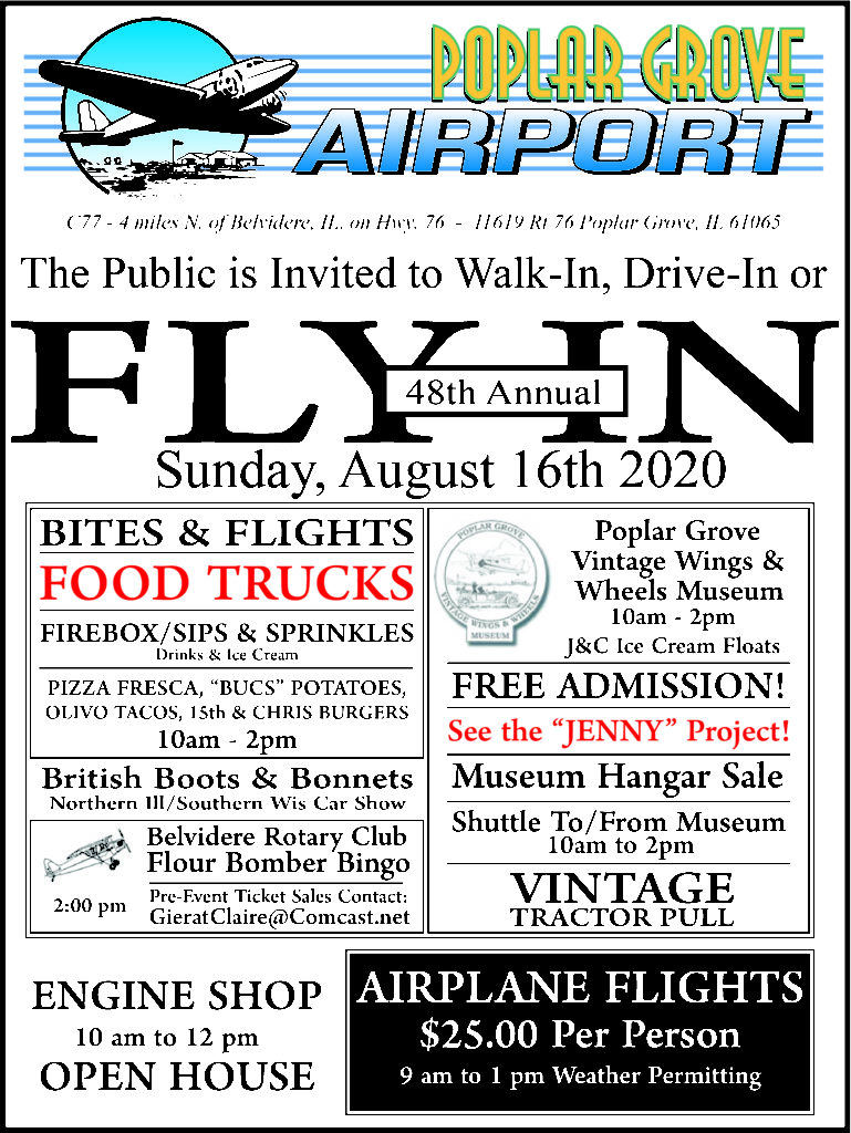 Food Truck Fly-In 2020